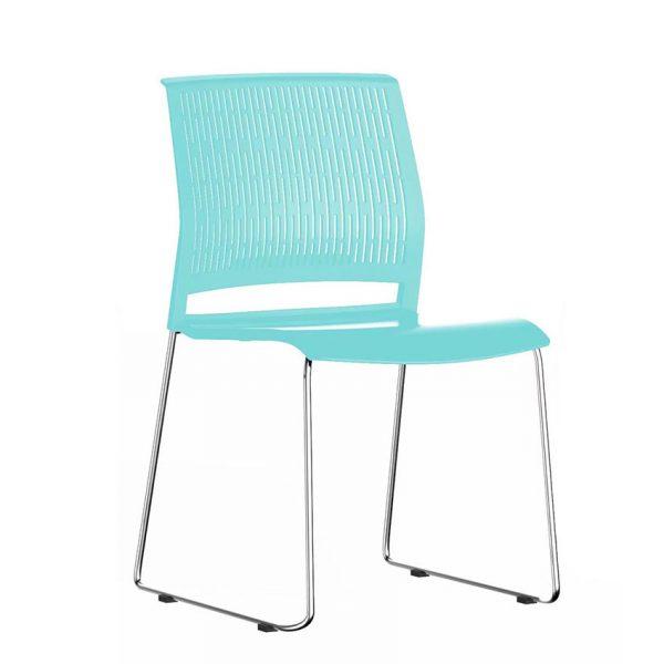 252休闲培训椅