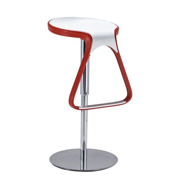 B291-1 barstool(white)吧椅
