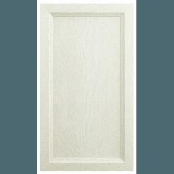 白漆木柜子门板样式