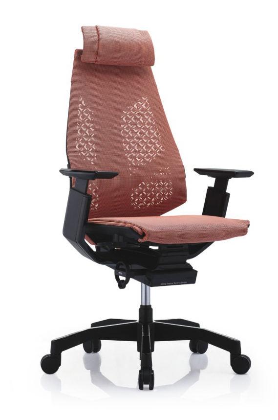 GN-BB-HAM黑框黑色扶手&黑色椅脚