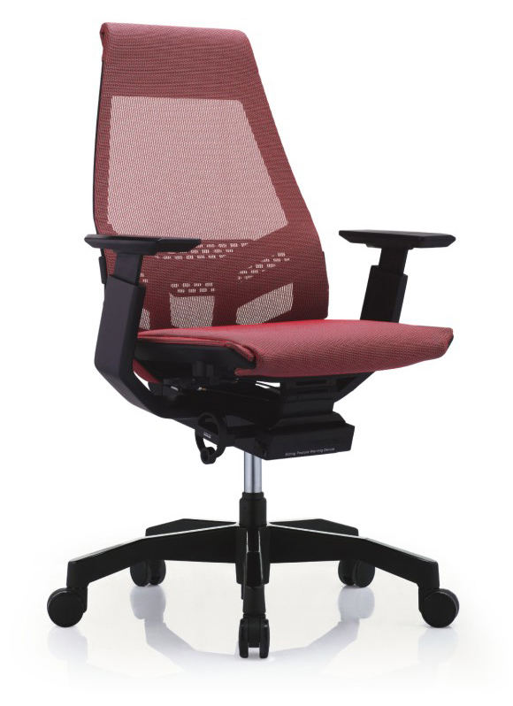 GNS-BB-LAM黑框黑色扶手&黑色椅脚